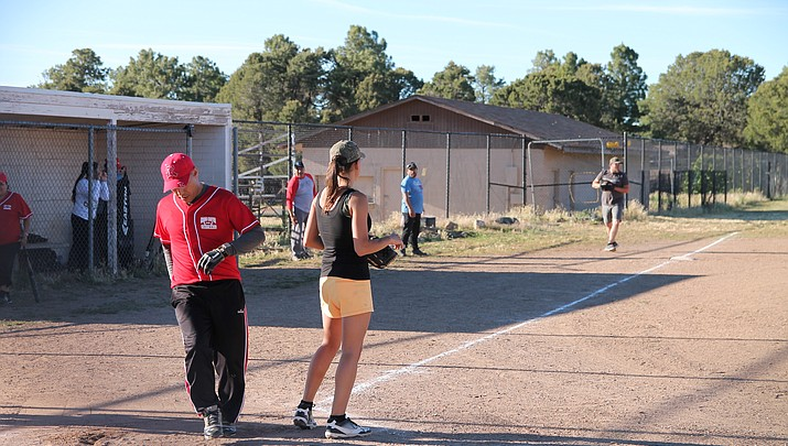Photo highlights: Grand Canyon  Softball League takes a swing