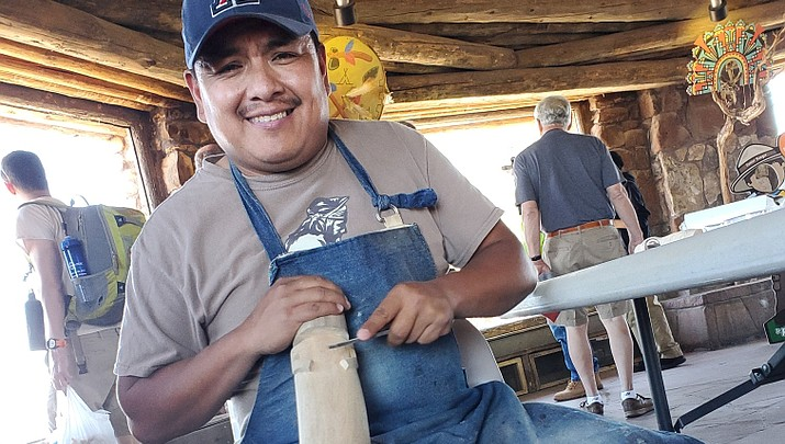 Hopi Kachina carver brings legends to life