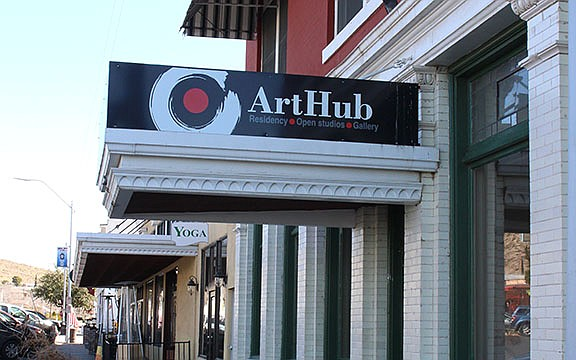 The ArtHub Residency program has been discontinued. Kingman Center for the Arts has now moved to the location where the program was housed. KCA will bring educational art programs, feature local talent and provide art instruction. (Daily Miner file photo)