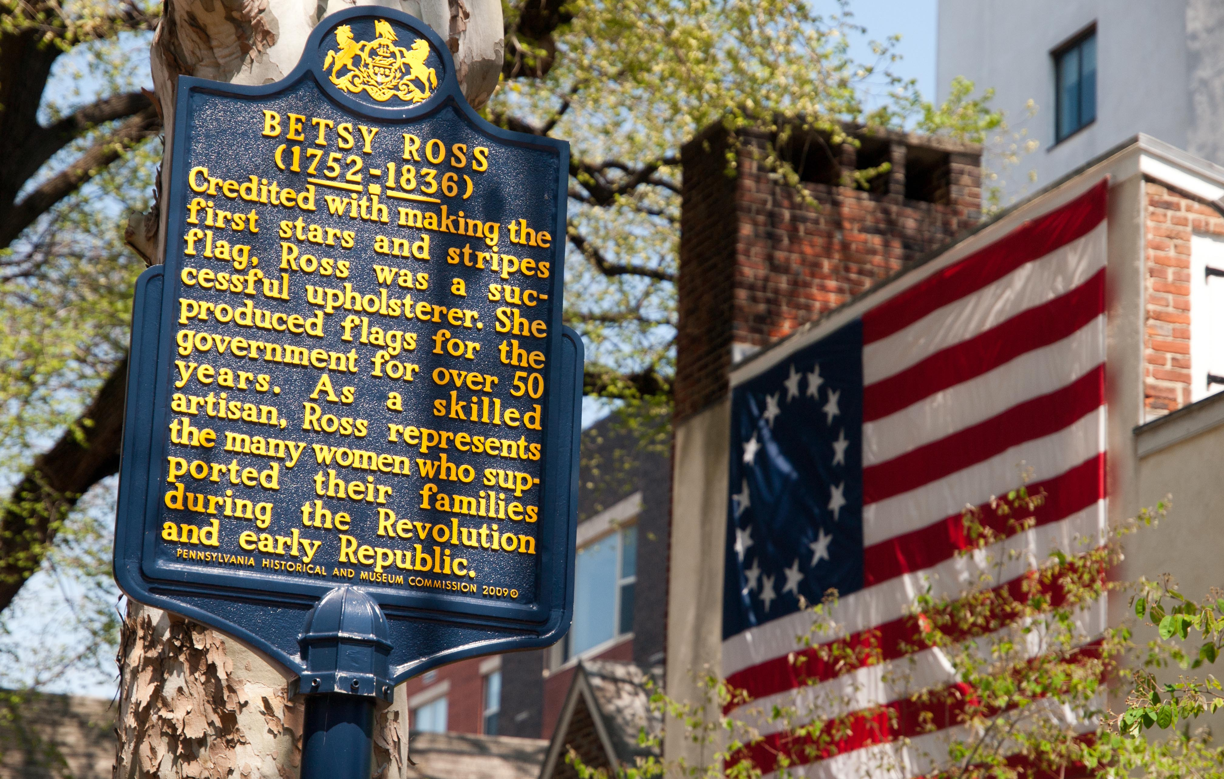 Guest Editorial: Betsy Ross flag is