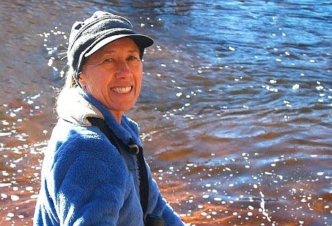 The Greenwood Fund was started in memory of Dena Greenwood, a well-known and beloved member of the local community. A longtime resident of the Verde Valley who passed away in 2018, Dena Greenwood, was a naturalist, ornithologist, educator and guide who devoted much of her life to inspiring others to cherish the remarkably diverse habitats that we have in northern Arizona. File photo
