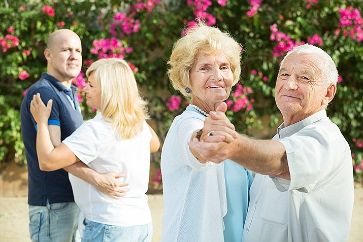 Grab your dancing shoes for Waltz lessons starting Friday, July 12 at Kathryn Heidenreich Adult Center. (Adobe Images)