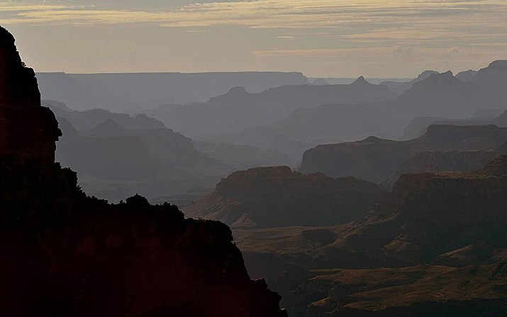Arizona has hundreds of quakes and tremors each year, many of them near the Grand Canyon, but most are imperceptible to humans. (Photo by Isabel Menzel/Cronkite News)