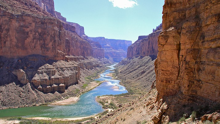 Body Recovered from Colorado River in Grand Canyon National Park