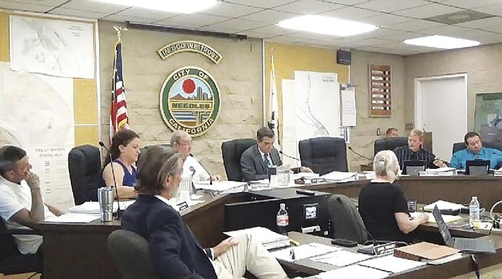 Needles City Council considers declaring itself a 2nd Amendment Sanctuary City. (Courtesy)