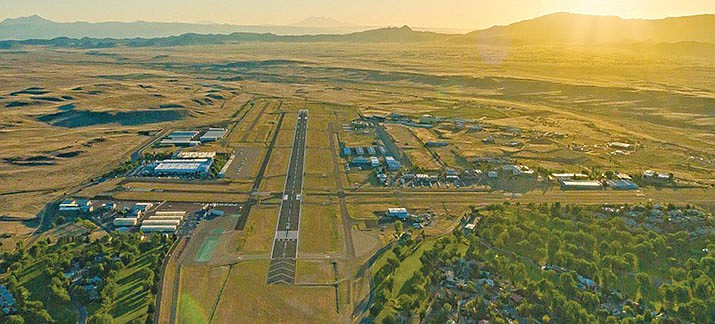 Airport director says that a runway extension will fix multiple issues the airport is facing. (City of Prescott/Courtesy)