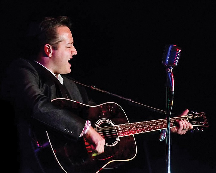 """Robert Shaw will perform the music of Johnny Cash in Lonely Street Productions' """"I've been Everywhere – The Johnny Cash Roadshow Experience."""" (Lonely Street Productions/Courtesy)"""