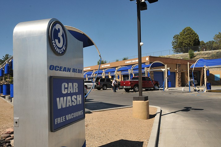 Ocean Blue Car Wash