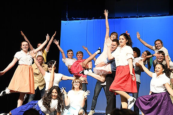 "Kingman Center for the Arts puts on productions in the community like ""Bye Bye Birdie"" and has received a $5,000 grant from the Arizona Commission on the Arts. (Daily Miner file photo)"