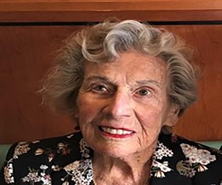 Helen (Sue) Margaret Fritz Chambers