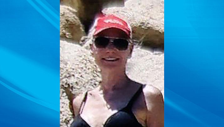 Barbara Thomas has been missing since Friday after she was seperated from her husband during a hike in the Mojave Desert. (Courtesy)