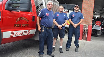 Recruitment a constant job for firefighters in Jerome photo