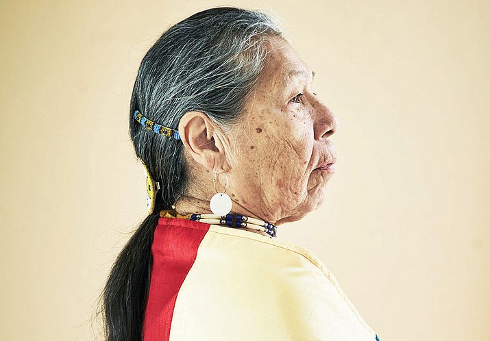 Madonna Thunder Hawk is the subject of the documentary Warrior Women, making its Arizona Theatrical Premiere at the Flagstaff Red Screen Film Festival on July 25 (Photo Flora Hanitijo)