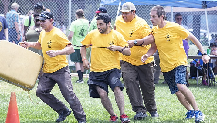 Xanterra raises the bar at annual employee Olympics