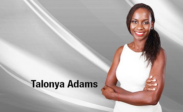 Senate staffer, Talonya Adams. (Talonya Adams/Courtesy)