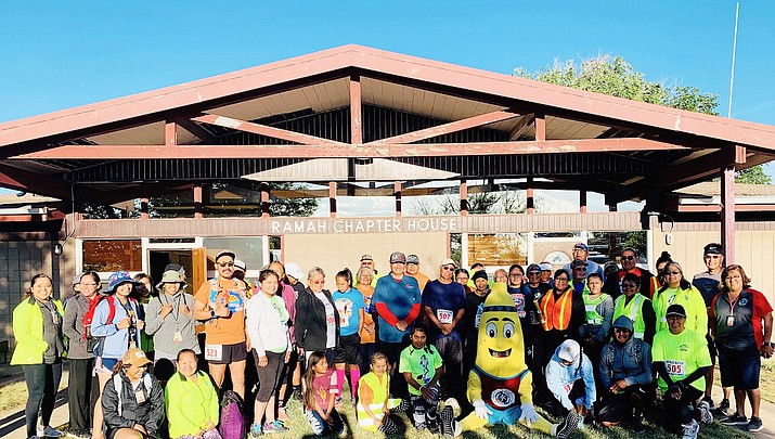 Ninth annual Running for a Stronger and Healthier Navajo Nation kicks off