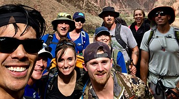 Hike the Grand Canyon, raise funds to benefit Launch Pad Teen Center photo