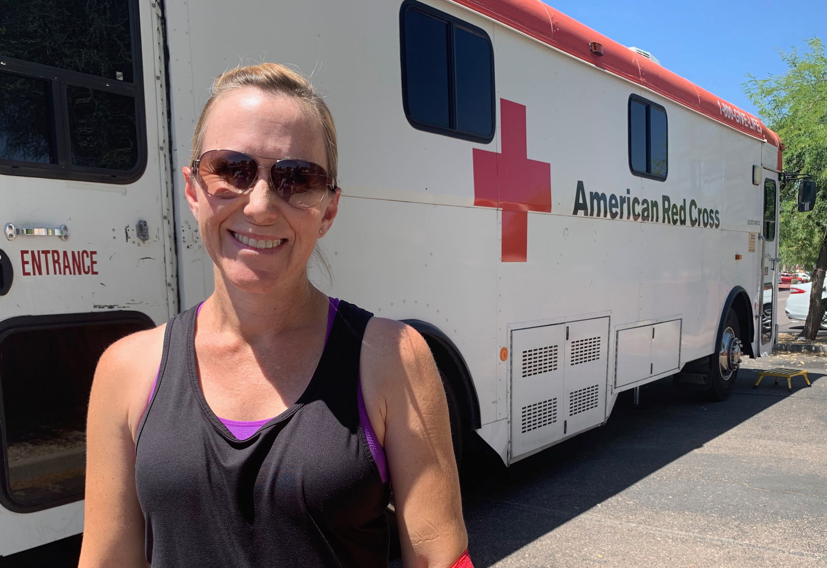 American Red Cross issues urgent call for blood as nationwide shortage continues