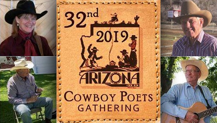 Come to the Prescott Valley Public Libraryfrom 5:30 p.m. to 6:45 p.m. on Tuesday, July 23 to celebrate the poetry and music of the working cowboy. Performers include Dean Cook from Prescott Valley, Joe Konkel from Paulden, Linda Lee Filener from Chino Valley, Tom Walker from Prescott and Don Fernwalt from Mayer. (Arizona Cowboy Poets Gathering)