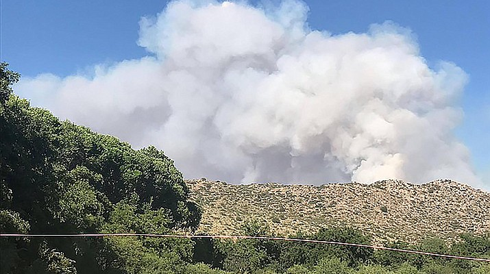Weather helps firefighters gain on Cellar Fire