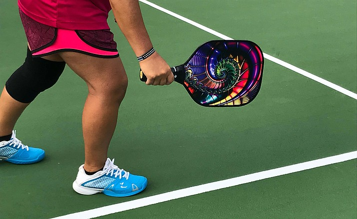 Prescott is an amazing town where every level of pickleball players can find what they're looking for. (Courtesy)
