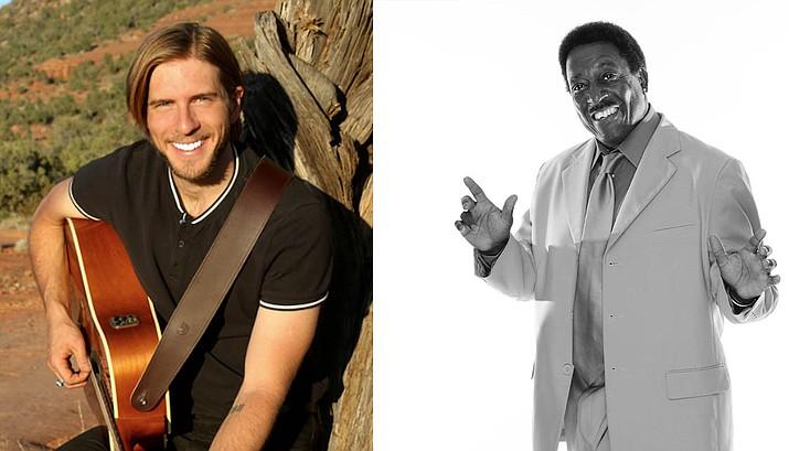 Dan Vega, left, and Sammy Davis will be the featured musicians this weekend at Bella Vita Ristorante in Sedona.