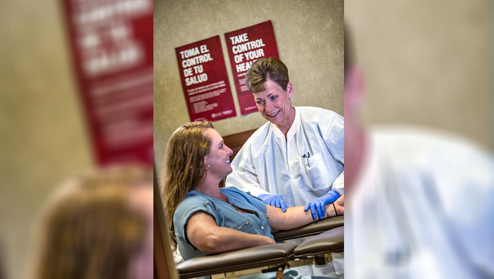 Lab offering early heart disease detection tests