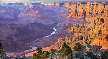 Grand Canyon's South Rim returns to normal water operations photo