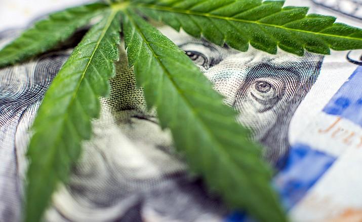 Marijuana money poses problems for Arizona dispensaries