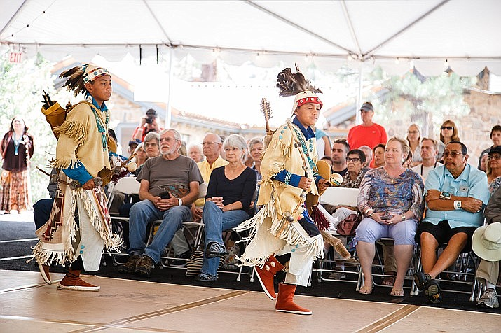 The festival is an opportunity to share and celebrate, through Navajo traditional and contemporary art, music, dance and food. (Photo/Ryan Williams Photography)