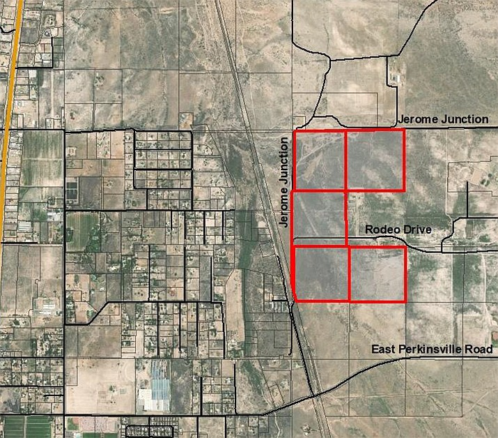 The Chino Valley Town Council voted 5-1 for the creation of the Business Park Zoning District and also voted 5-1 to rezone Old Home Manor from Public Land to Business Park. (Town of Chino Valley/Courtesy)