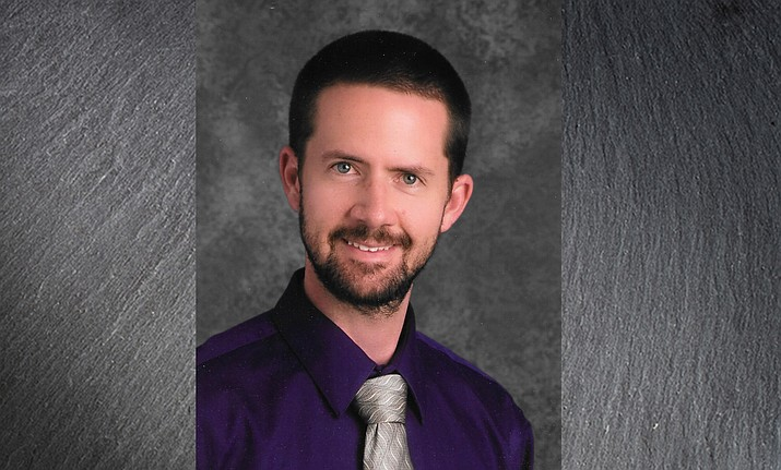 Andrew Wollman is the Director of Student Services at Williams Elementary-Middle School. (Submitted photo)