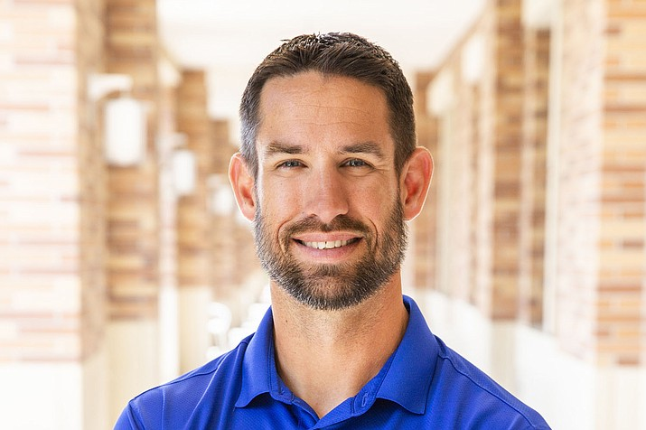 Geoff Fox was named the head coach for Embry-Riddle's brand new baseball program that will play in its first-ever season during the spring of 2021. (Valerie Fox/Courtesy)