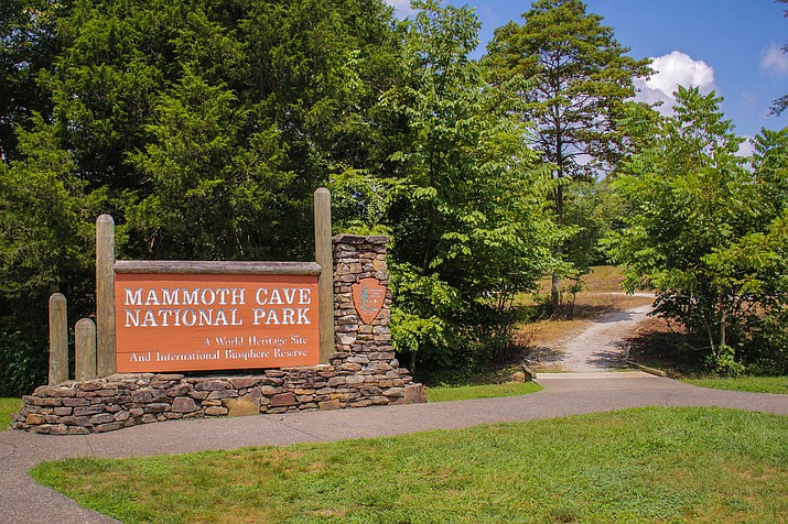Mammoth Cave said law enforcement rangers responded early Sunday to a report of a person with a firearm at one of the Kentucky park's backcountry campsites. (Stock photo)