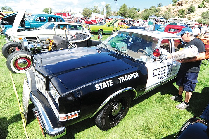 The Prescott Antique Auto Club has its annual Watson Lake Show this weekend from 7 a.m. to 4 p.m. Saturday and Sunday, Aug. 3-4.