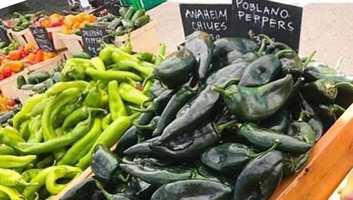 (Prescott Farmers Market)