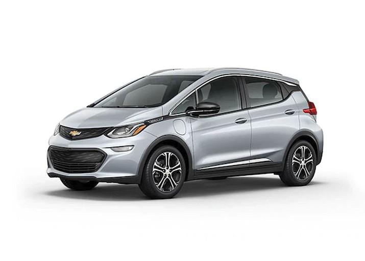 Chevrolet Bolt. chevrolet.com
