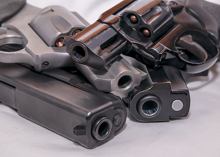 Australians surrendered more than half a million guns after a gunman killed 35 people in 1996.  (Adobe Images)