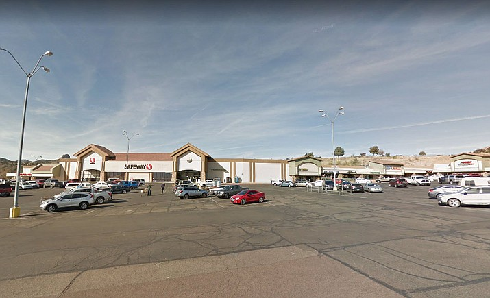 Hanley Investment Group Real Estate Advisors has completed the sale of Willow Creek Village, a 165,065-square-foot shopping center anchored by Safeway in Prescott. The sale price was $13.1 million. (Google Maps screenshot)