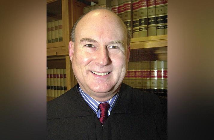 Judge David Mackey