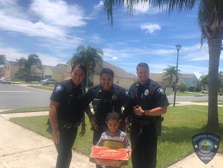 (Sanford Police Department via Facebook)