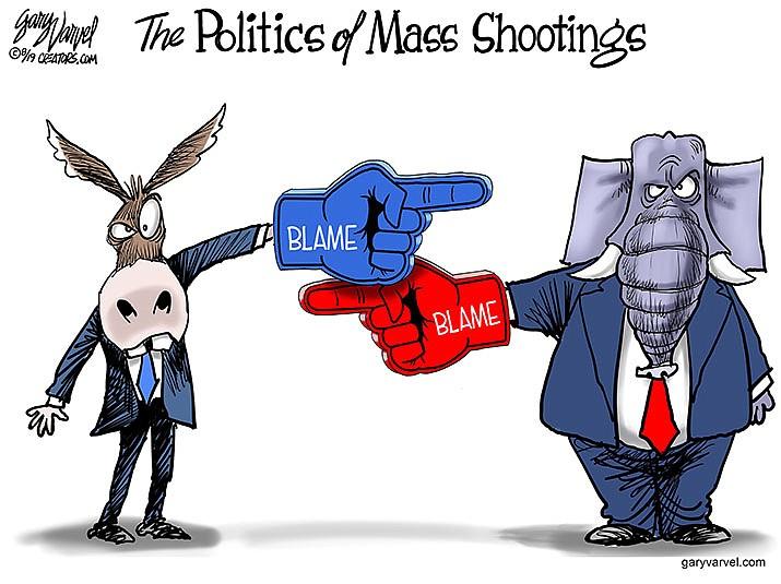 Editorial Cartoon | August 8, 2019