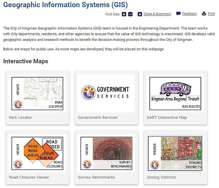 City introduces interactive GIS maps   Kingman Daily Miner ... on maricopa county interactive maps, gis base map, usgs topographic maps, html interactive maps, gis world map, excel interactive maps, mohave county plat book maps, iowa dnr river maps, esri interactive maps, gis gps, satellite maps, maricopa county property maps, gis services, digital interactive maps, gis elevation map of us, gis satellite, california demographics by maps, real estate interactive maps,