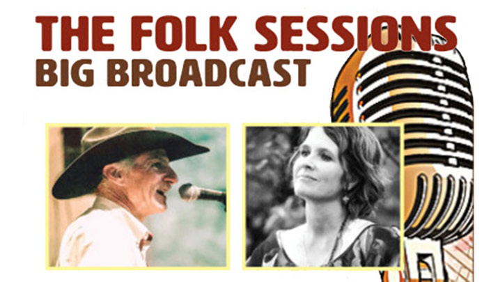 The Folk Sessions to broadcast from the Elks Crystal Hall, Aug. 14