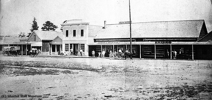 Days Past: Prescott merchants in 1867 | The Daily Courier | Prescott, AZ