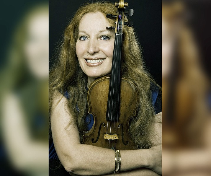 Violinist Elmira Darvarova will be part of the Red Rocks Music Festival, which recently announced the start its 2019 season, which involves, concerts in two venues in Sedona.