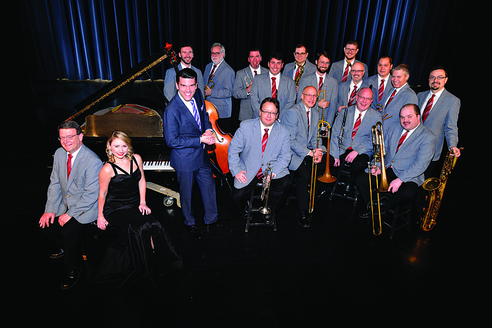 """Yavapai College's Verde Valley season commences into Sedona on Sept. 6, with a returning favorite and an American legend. Matt Baker & The Trio in an evening called """"A Rhapsody of Gershwin."""" Also to be saluted this season at the campus will be the Glen Miller Orchestra."""