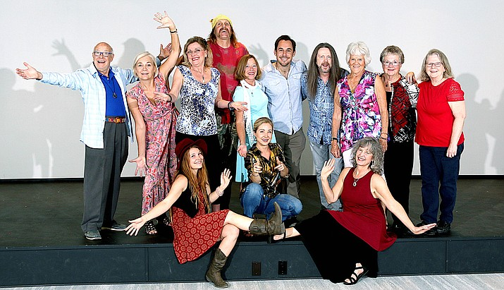 Last year through Parangello Players, more than 50 teachers, parents, artists and educators, as well as 60 Sedona businesses, contributed to the Arts In Schools Program to assist our youth with personal empowerment and skill-building programs for life through the creative arts.
