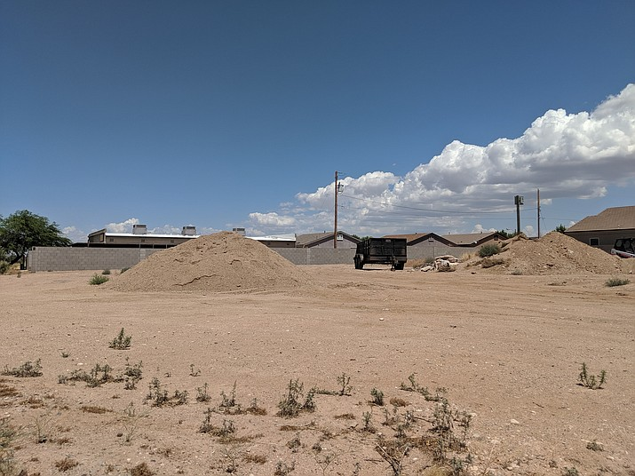 Mohave County issued 15 building permits for the week ending Aug. 2: