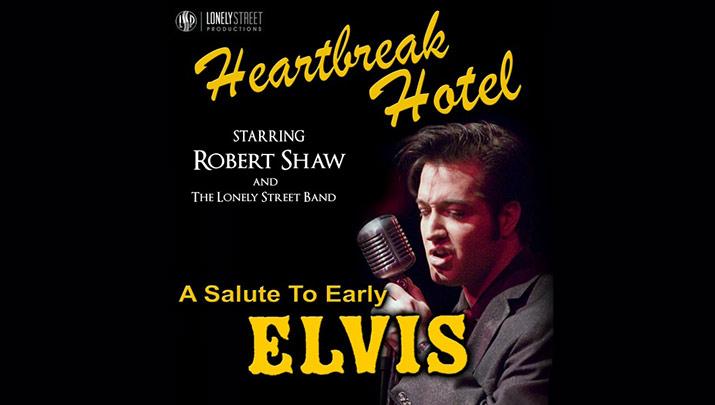 Heartbreak Hotel, A Salute to Early Elvis, Aug. 17